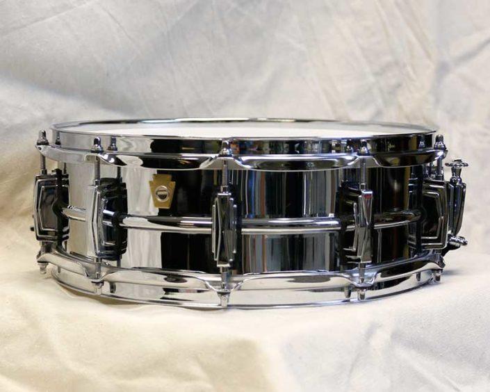 "Ludwig Supraphonic LM400 Aluminum 14x5"" Snare"