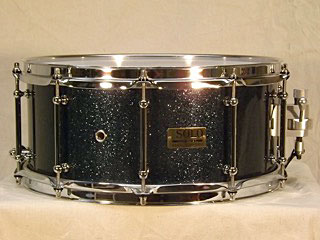 "Craviotto Solo Cherry 14x6.5"" Snare"