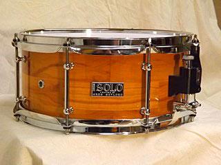 """Drum Solo Peuroba Stave 13x6"""" Snare"""
