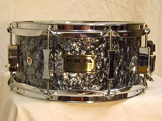 "Pork Pie Maple 12x6"" Snare"