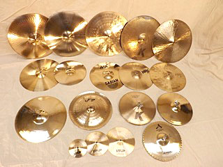 Steve Trovao Drums: Cymbals for Rent